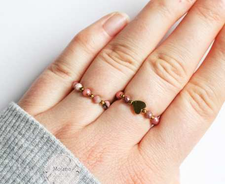 Zestaw pierścionków