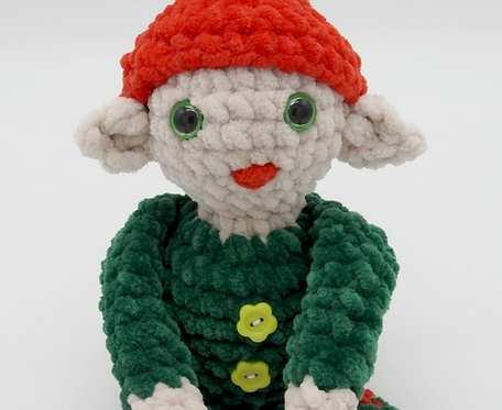 Elf świąteczny