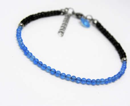 BLUE - kamienie naturalne stal szlachetna