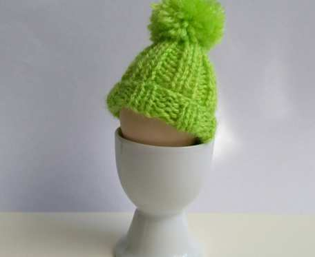 Czapeczka - ocieplacz na jajeczko