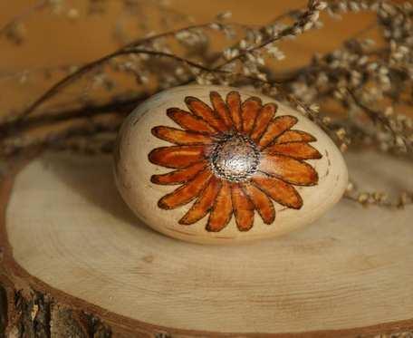 drewniana pisanka