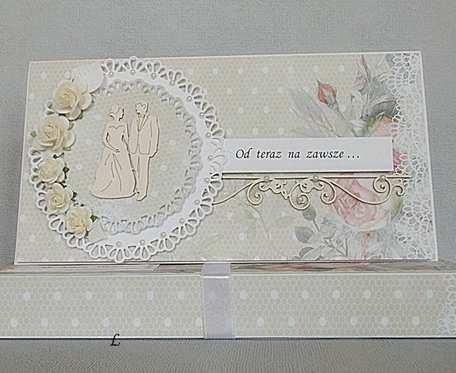 Na ślub w ozdobnym pudełku