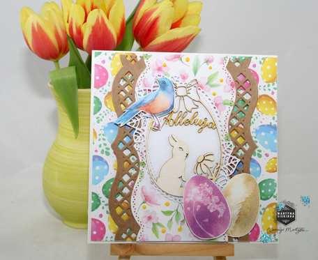 Kartka Wielkanocna 8