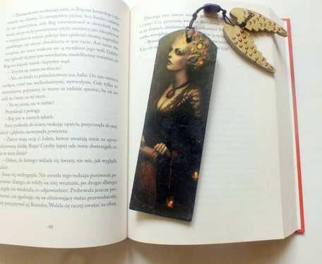 Zakładka do książki - Elfica